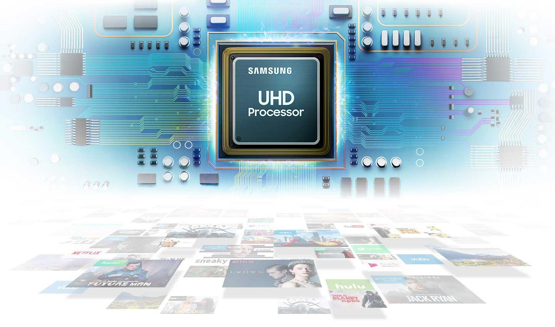پردازنده قدرتمند 4k