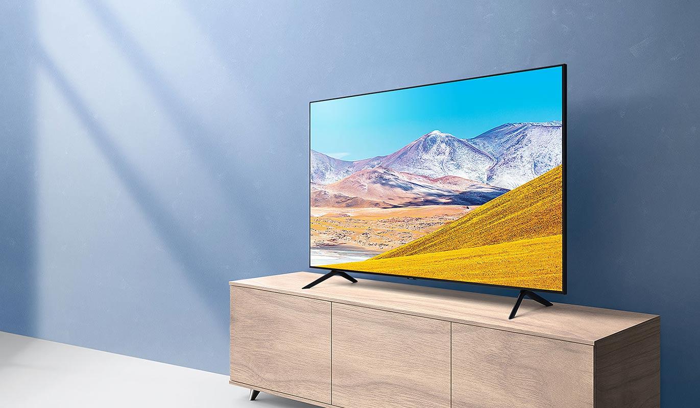 تلویزیون سامسونگ 82TU8000U