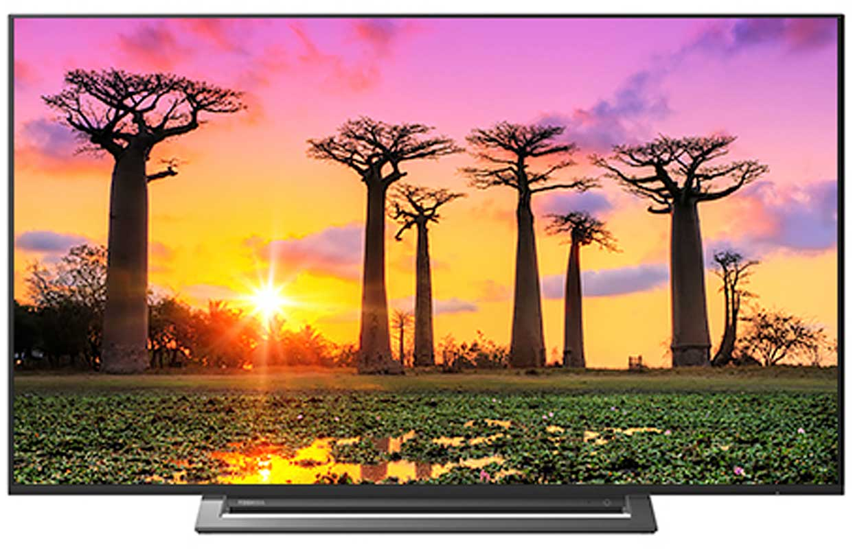 تلویزیون توشیبا 75U7950