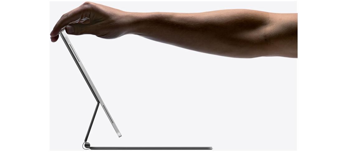 قابلیت کیبورد مخصوص تبلت اپل iPad Pro