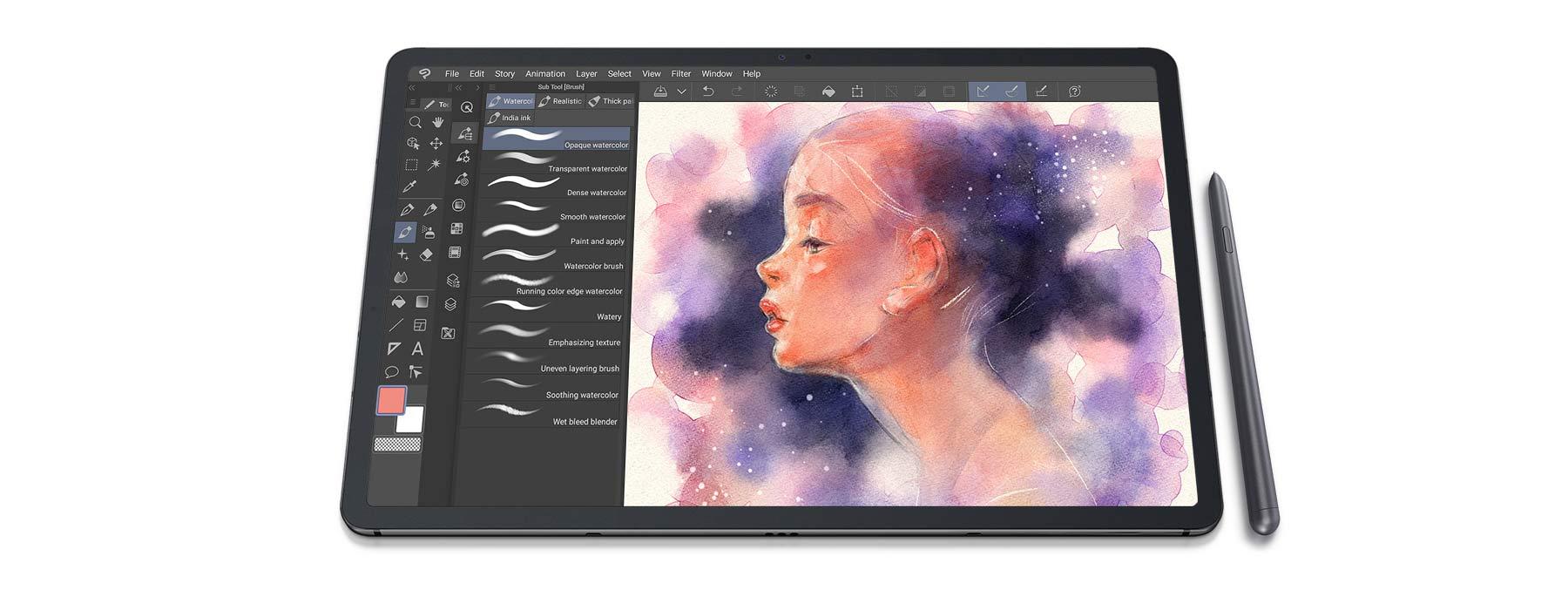قلم S Pen در تبلیت سامسونگ +Galaxy S7