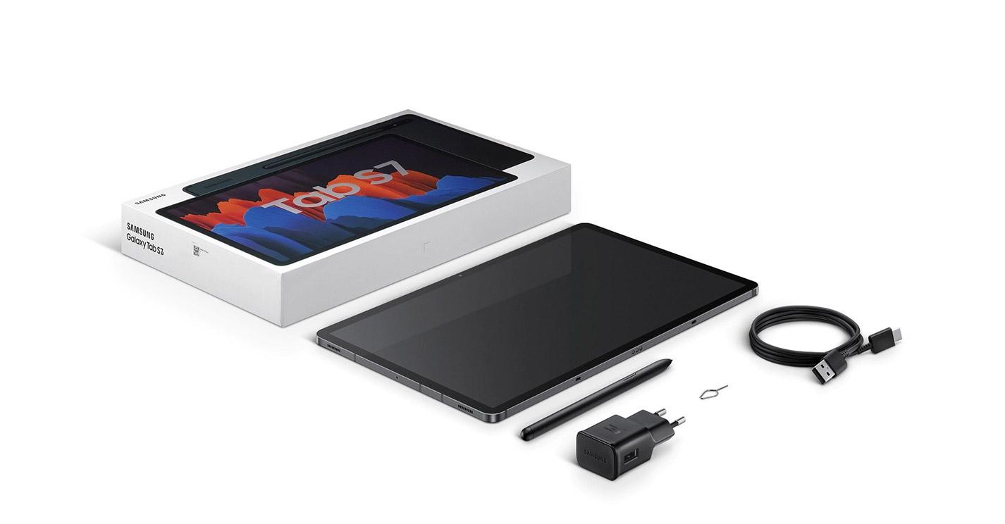 اقلام همراهتبلت سامسونگ Galaxy Tab S7