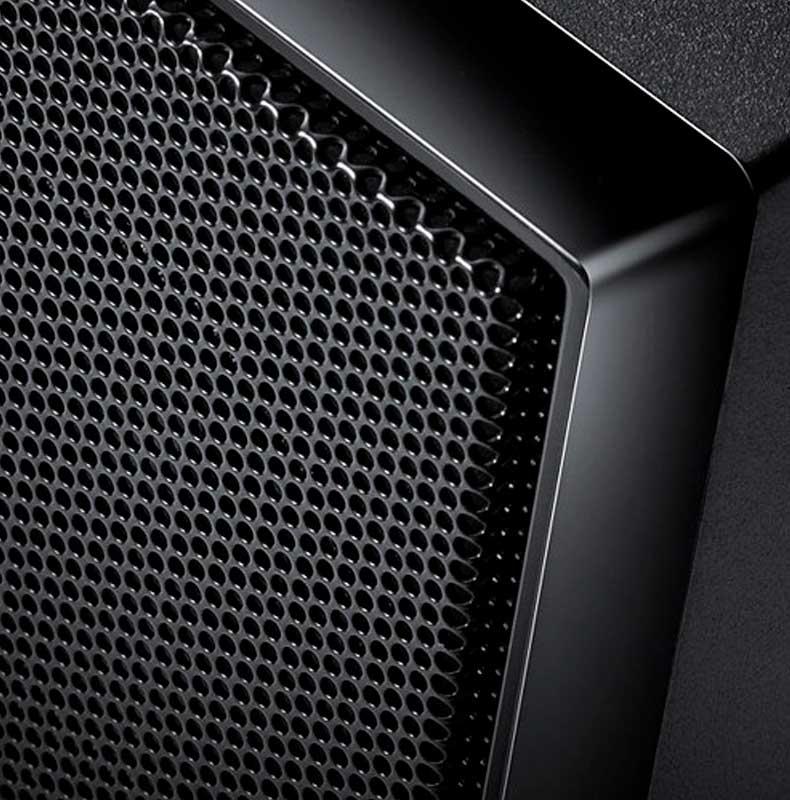 قدرت خروجی صوتی سینما خانگی HT-E355K