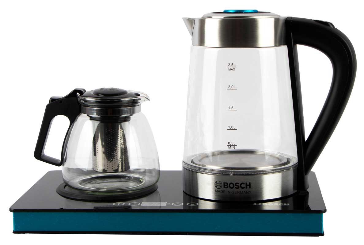 بررسی مختصر چای ساز BH-2000