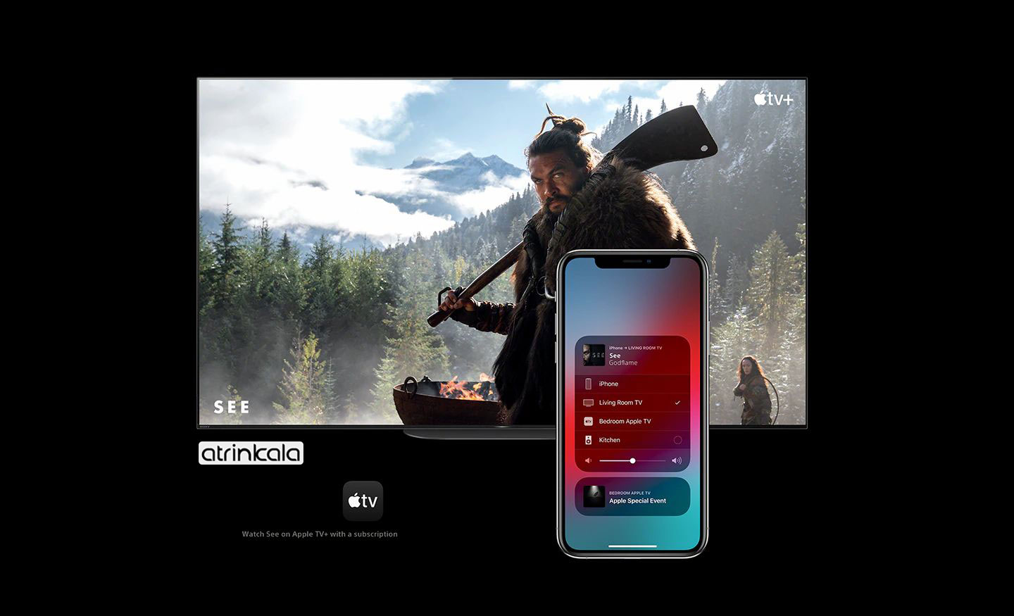 49X8000H AIRPLAY