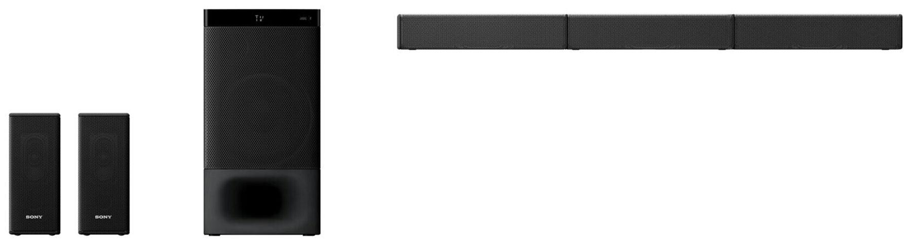 بررسی مشخصات فنی ساندبار سونی HT-S500RF